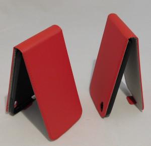 Puzdro Forcell Slim Flip Flexi Alcatel One Touch IDOL 3 6039Y 4.7 Červené