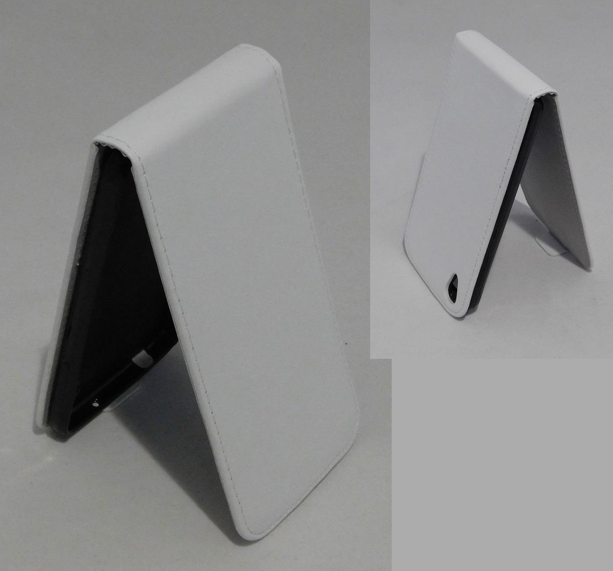 Pouzdro ForCell Slim Flexi Alcatel One Touch IDOL 3 6039Y 4.7 Bílé