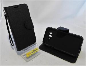 Puzdro TEL1 Fancy Diary Samsung J500F Galaxy J5 Černé