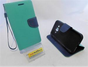 Pouzdro TEL1 Fancy Diary Samsung Galaxy J5 J500 Mátové