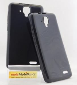 Puzdro Jelly Case pre Lenovo A536 Černé