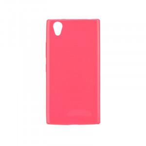 Puzdro Jelly Case pre Lenovo P70 Růžové