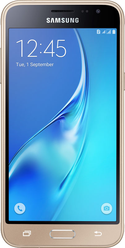 Samsung Galaxy J3 (2016) Duos J320 Gold