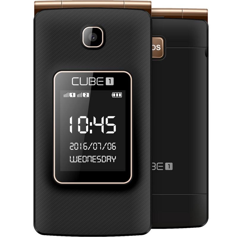 Tel Cube1 VF200 Black