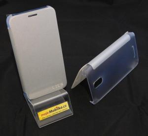 ALCATEL FC5051 FlipCase POP 4, Metal Silver