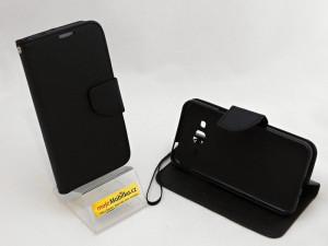 Pouzdro FANCY Diary TelOne Samsung J320 GALAXY J3 (2016) černé