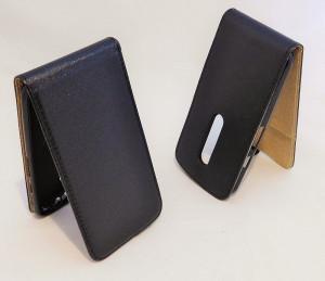 Puzdro Slim flip Flexi Fresh pre Lenovo Moto G XT1541 Černé