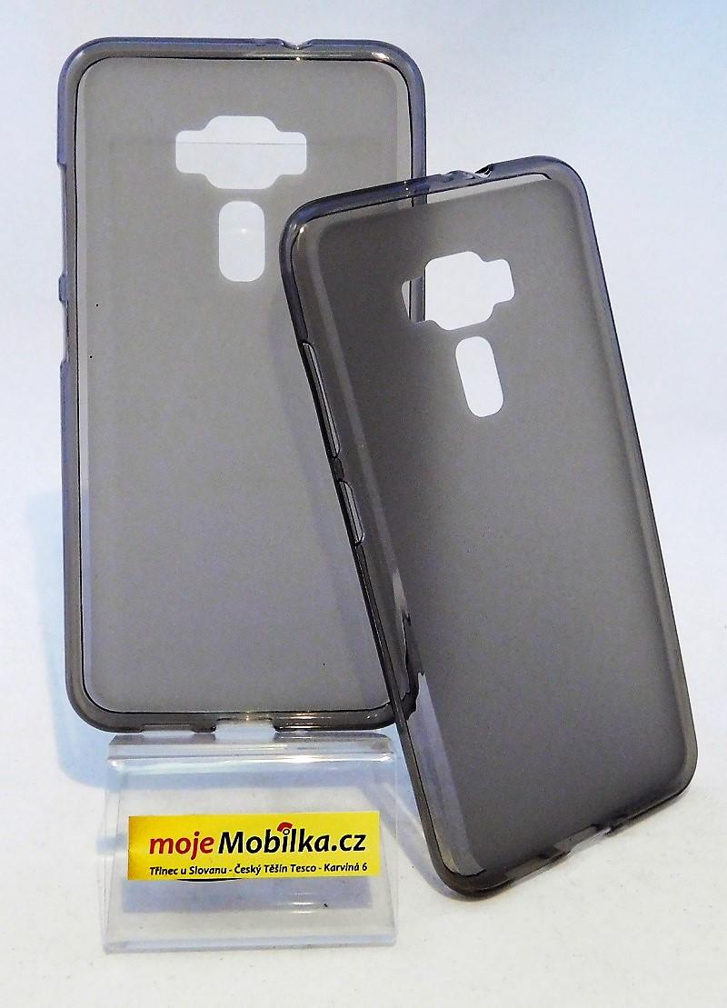 Pouzdro Frozen Asus Zenfone 3 ZE552KL Černé