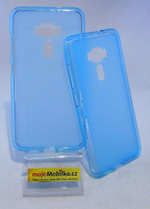 Pouzdro Frozen Asus Zenfone 3 ZE552KL Modré