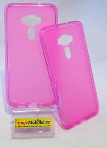 Pouzdro Frozen Asus Zenfone 3 ZE552KL Růžové