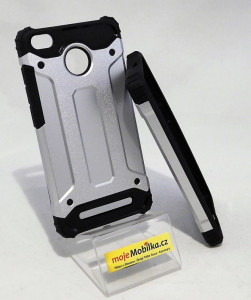 Pouzdro Armor Neo Xiaomi Redmi 3 /3s/3 Pro Silver