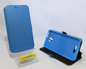 Pouzdro Book Flexi Pocket Alcatel POP 4 5051D Modré