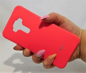 Pouzdro Roar Colorful Jelly Case Asus Zenfone 3 ZE520KL Růžové