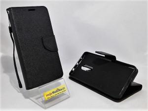 Pouzdro Fancy Book XiaoMi redmi Note 4 černé