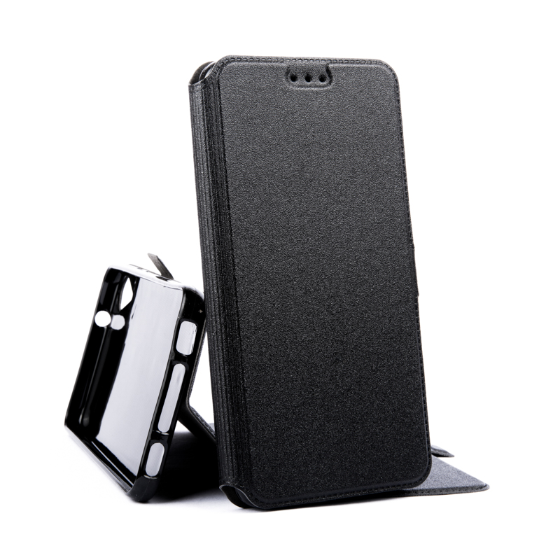 Pouzdro Book Flexi Pocket HTC Desire 10 Lifestyle Černé