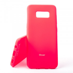 Pouzdro Roar Colorful Jelly Case Samsung Galaxy S8 G950 Růžové