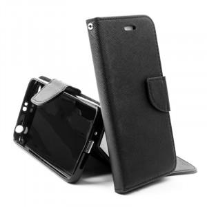 Pouzdro Telone FANCY Diary Xiaomi Redmi 4A černé