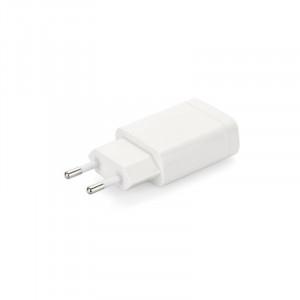 Nabíječ cestovné Forcell USB 2,4A, 1xUSB, Quick Charge 3.0 biela (BLISTR8