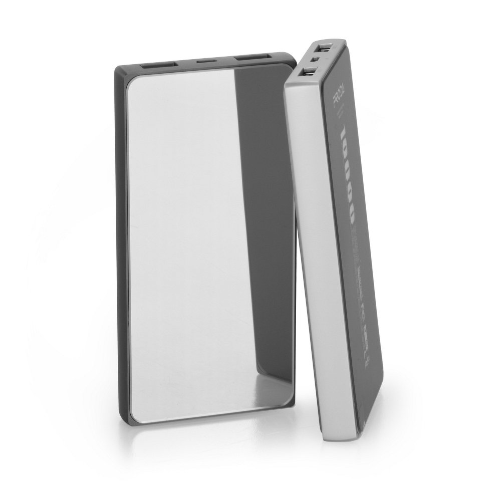 Externí baterie POWER BANK REMAX Proda Super Alloy PPP-12 10000mAh stříbrná