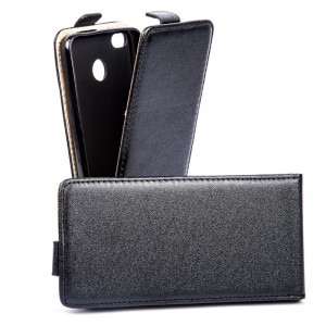 Pouzdro ForCell Slim Flip Xiaomi Redmi 4X Černé