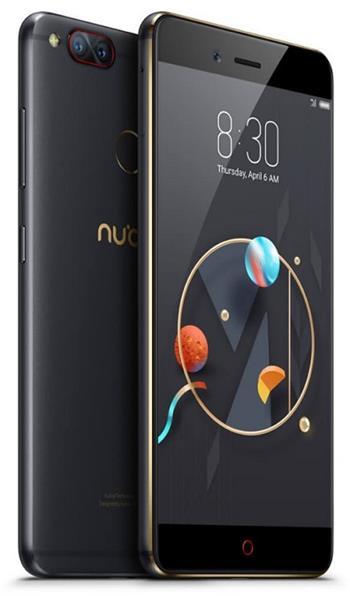 Nubia Z17 mini DualSIM gsm tel. 4+64GB Black/Gold