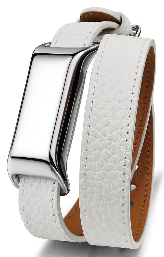 TCL Smartwatch MOVEBAND 2 náramek, Chrome/White