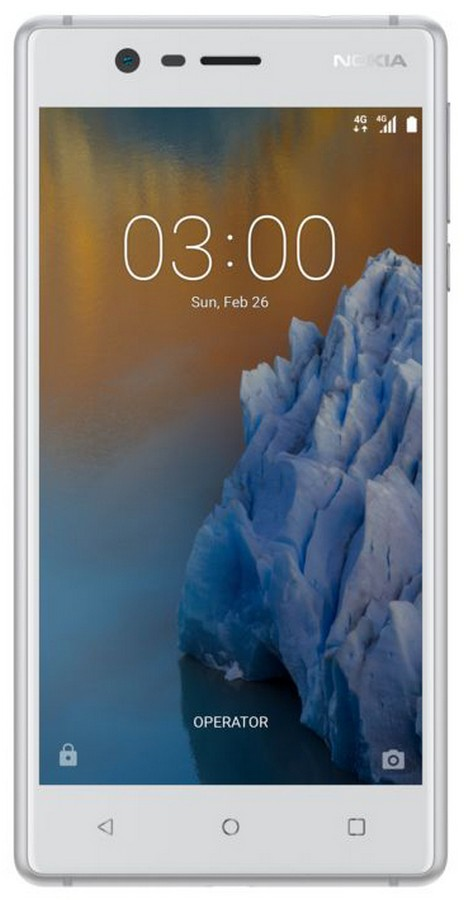 NOKIA 3 DS White