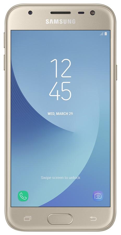 Samsung J330 Galaxy J3 2017 Duos Gold