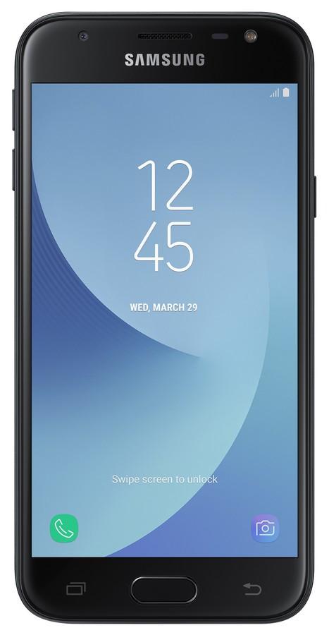 Samsung J330 Galaxy J3 2017 Duos Black