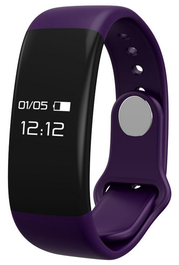CUBE1 Smart band H30 Purple