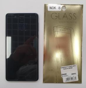 GlassGold Tvrzené sklo Nokia 8 20420