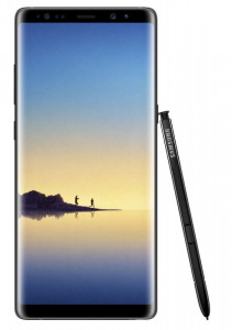 Samsung Galaxy Note 8 N950F 64GB Dual SIM Black