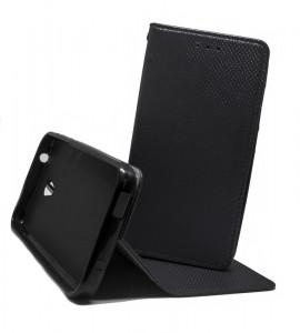 Pouzdro Smart Magnet Alcatel U5 4047D Černé