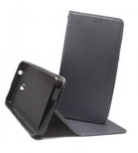 Pouzdro Smart Magnet Alcatel U5 4047D Šedé