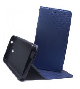 Pouzdro Smart Magnet Alcatel U5 4047D Modré