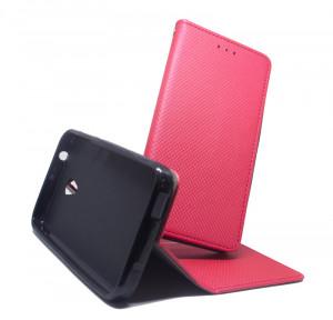 Pouzdro Smart Magnet Alcatel U5 4047D Červené