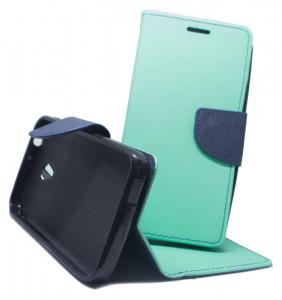 Pouzdro Fancy Case Alcatel U5 4047D Mátové