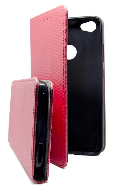 Puzdro Smart Magnet Xiaomi Redmi Note 5A / Redmi Note 5A Prime Červené