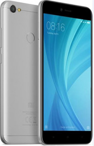 Xiaomi Redmi Note 5A Prime 3GB/32GB Global Šedá