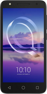 Alcatel U5 HD PREMIUM 5047U Metallic Black