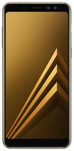 Samsung Galaxy A8 2018 SM-A530F Dual SIM Gold