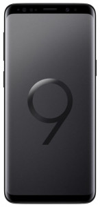 Samsung G960 Galaxy S9 256GB midnight Black
