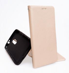 Puzdro Smart Magnet Alcatel A7 5090Y Zlaté