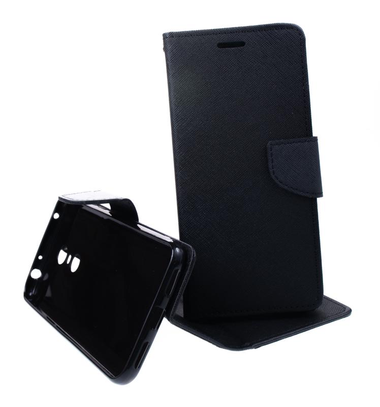 Fancy Book case - Xiaomi Redmi 5 Plus Černé