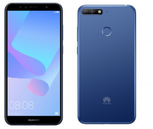 Huawei Y6 Prime 2018 Dual SIM Blue