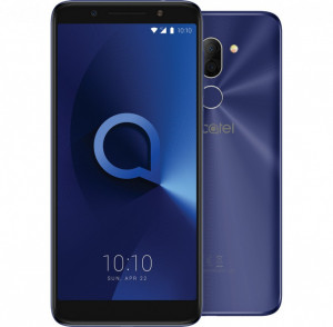 ALCATEL 3X 5058I Dual SIM Metallic Blue