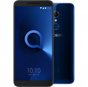 ALCATEL 3 5052D Dual SIM Spectrum Blue