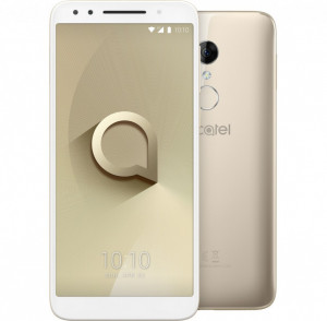 ALCATEL 3 5052D Dual SIM Spectrum Gold
