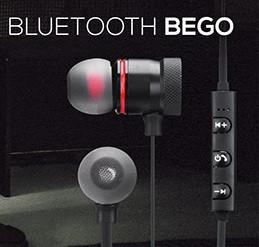 BEGO Bluetooth stereo SP001 Černé