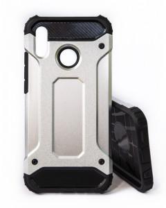 Pouzdro Armor Neo Huawei P20 Lite Silver